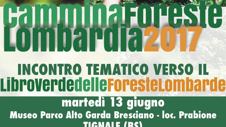 """Incontro """"Foreste, riserve, aree protette: a tutela della biodiversità"""" a Tignale (Bs) il 13 giugno"""