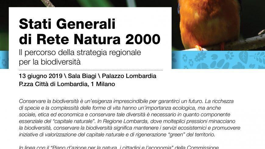 Stati Generali di Rete Natura 2000 – Milano