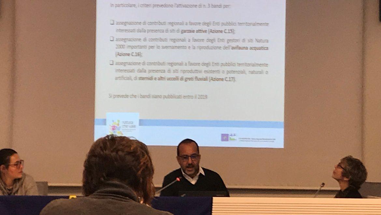Tavolo tecnico permanente enti gestori Natura 2000 del 13 novembre – online i materiali