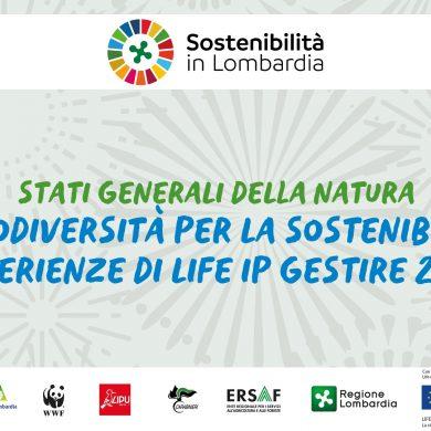 Sviluppo sostenibile e biodiversità: il 18 novembre gli Stati Generali di Rete Natura 2000