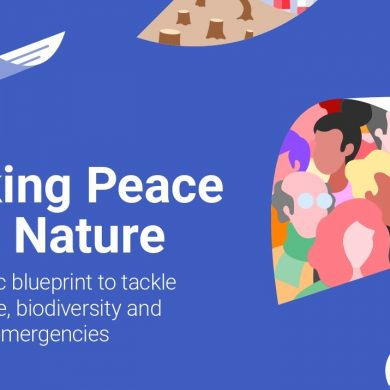 Making Peace with Nature