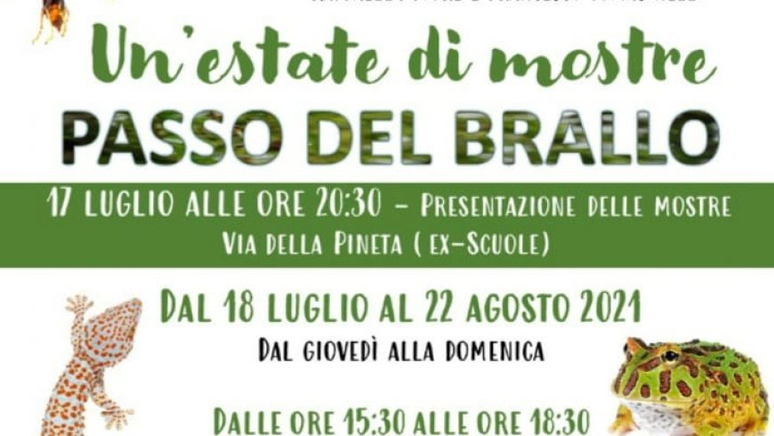 """Mostra """"Alieni. La conquista dell'Italia di piante e animali introdotti dall'uomo"""" – Brallo di Pregola (PV)"""