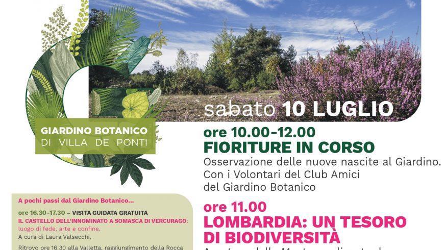 """Mostra """"Lombardia: un tesoro di biodiversità"""" – Calolziocorte (LC)"""